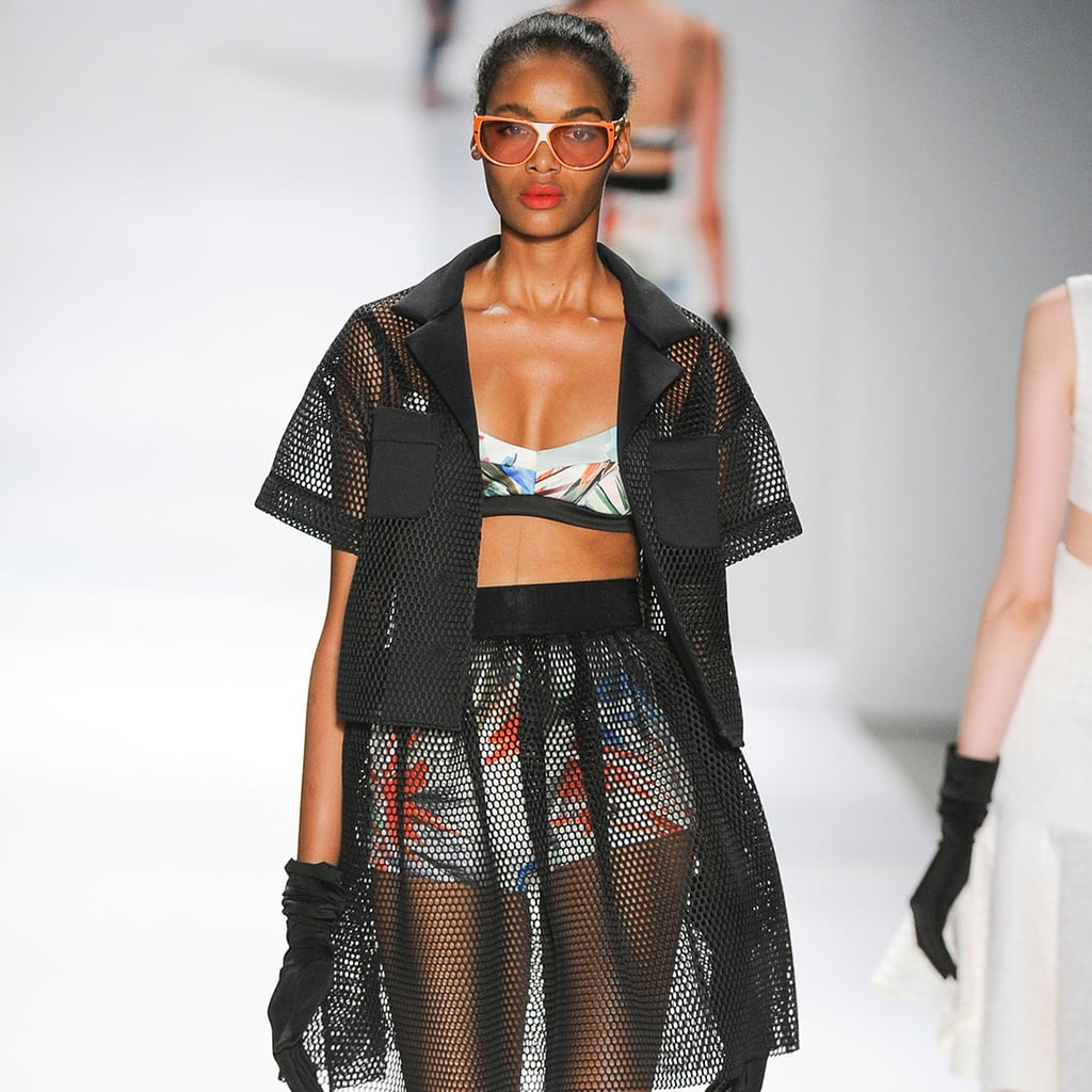 2014 Spring New York Fashion Week Runway Milly | Pictures