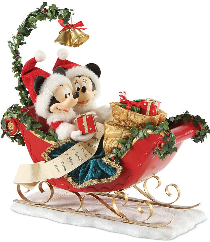 disney christmas decorations popsugar family