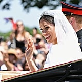 When We All Said Hello to the New Duchess of Sussex