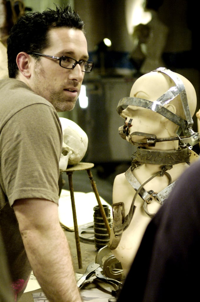 Saw III | Behind-the-Scenes Horror Movie Pictures | POPSUGAR