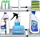 SimpleHouseware Under Sink Expandable Organiser