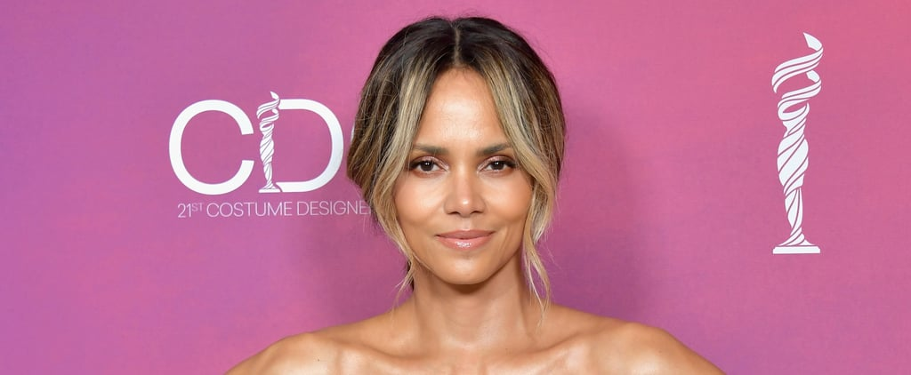 Halle Berry's 5 Exercises For Toned Arms