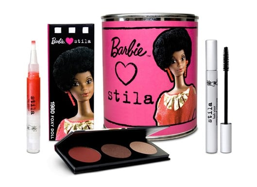Barbie's Stila Makeup Line to Launch This Spring