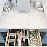 Keep Everyday Makeup Essentials Handy With Drawer Organizers