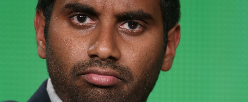 Aziz Ansari Teases His Book on Dating With a Freaking Hilarious Video