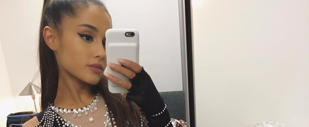 Ariana Grande's Outfit May Look Like Another Cool Costume, but It's Actually Quite Iconic