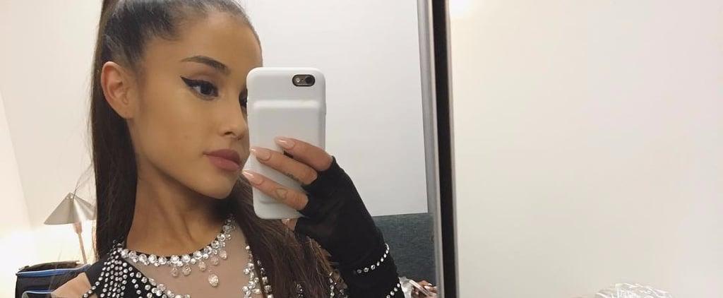 Ariana Grandes Outfit mag wie ein weiteres cooles Kostüm aussehen, aber es ist legendär