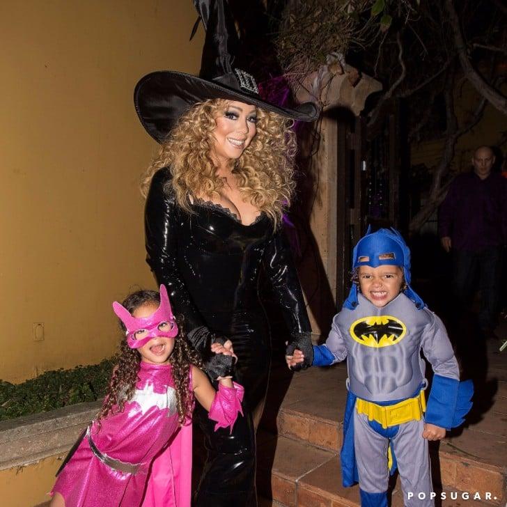 Mariah Carey's Halloween Party 2015 | Pictures | POPSUGAR Celebrity