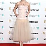 Anya Taylor-Joy at the BAFTAs Nominees Party in 2018
