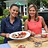 Best Chef Secrets: Cat Cora's Mediterranean Sides and Sangria