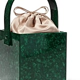 Montunas Stelis Acetate and Silk-Satin Tote ($450.59)