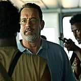 Captain Phillips  What it's about: Tom Hanks stars in the true story of Captain Richard Phillips, whose cargo ship was hijacked by Somali pirates in 2009. Why we're interested: It looks super intense, and we're not one to pass up a performance by Hanks, especially one that might garner some award attention. When it opens: Oct. 11 Watch the trailer for Captain Phillips.