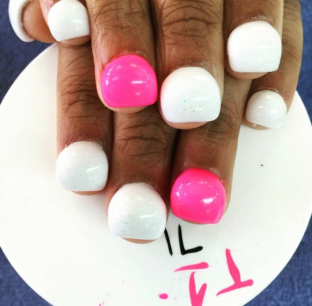 Bubble Manicures Are the Latest WTF Trend in Nail Art - What Are Hump Nails? POPSUGAR Beauty