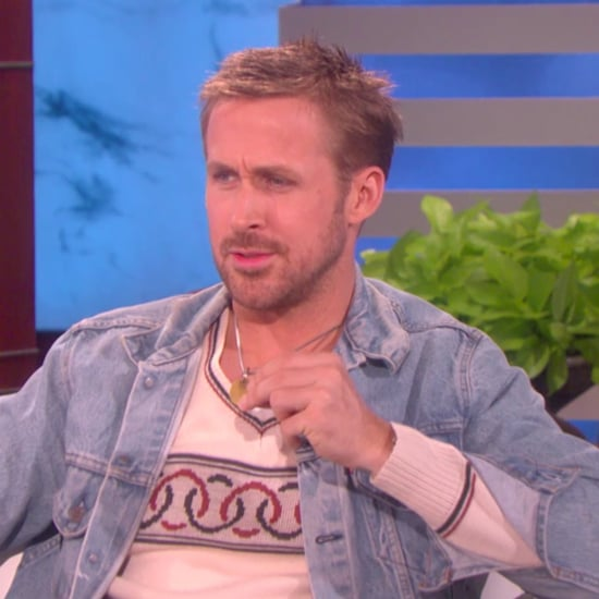 Ryan Gosling Talking About His Dog on Ellen