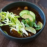 Vegetarian Red Pozole