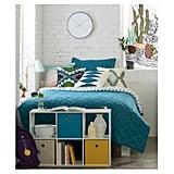 Six-Cube Organiser Shelf