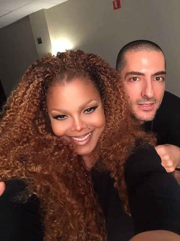 0f76748105b2 Just three months after welcoming their first child together, Janet Jackson  has split from her husband, Qatari business man Wissam Al Mana.