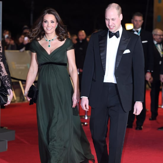 Why Didn't Kate Middleton Wear Black to the BAFTA Awards?