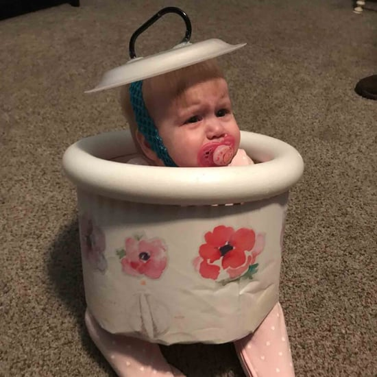 Baby Dressed as Crock-Pot For This Is Us Finale