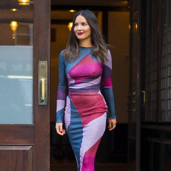 Olivia Munn Sexiest Dresses