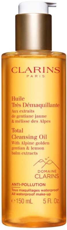 Clarins Total Cleansing Oil