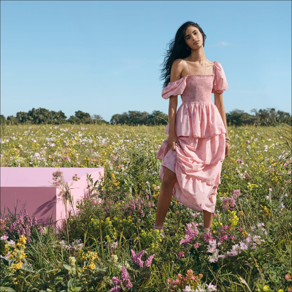 LoveShackFancy for Target Simone Smocked Dress
