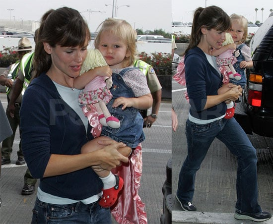 Jen and Violet Take Off