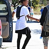 Jaden Smith Wears Dresses —Here's Why That Totally Rocks