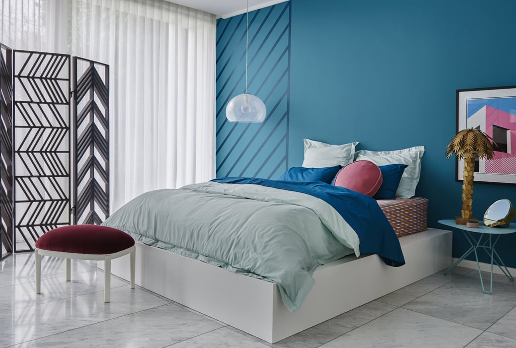 2018 paint colour trends popsugar home australia Best bedroom paint colors 2018