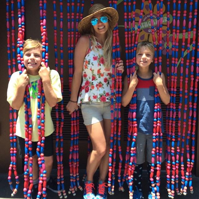 britney and her boys recreated her oops! | britney spears family