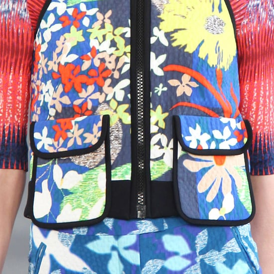 London Fashion Week Spring 2012 Trend: Florals