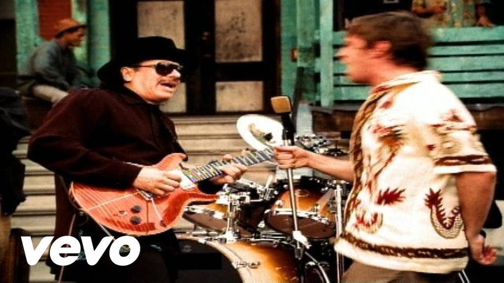 """Smooth"" by Santana Feat. Rob Thomas"