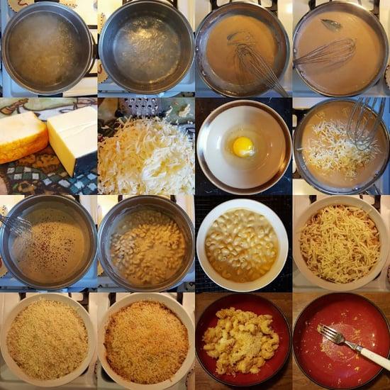 Alton Brown Mac and Cheese Recipe