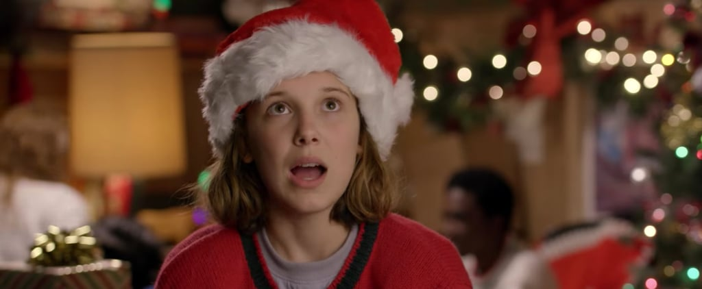 Strangers Things Holiday Video