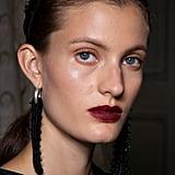 Goth Glamour at Jil Sander Spring 2020