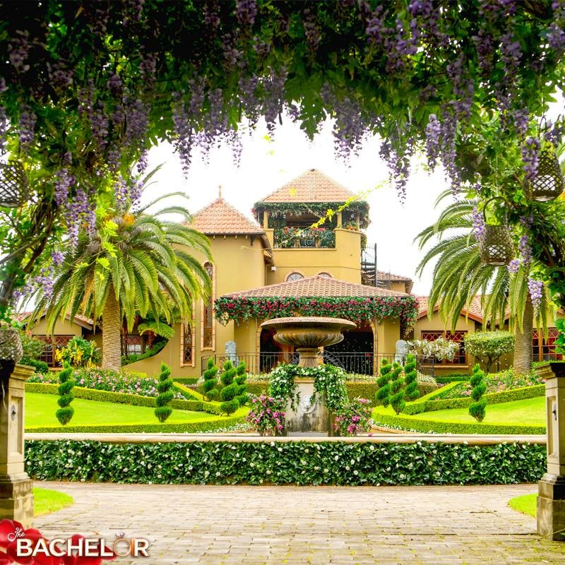 Inside the bachelor australia mansion 2016 popsugar home for Tuscan style homes australia