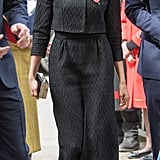 Meghan in Emilia Wickstead, April 2018