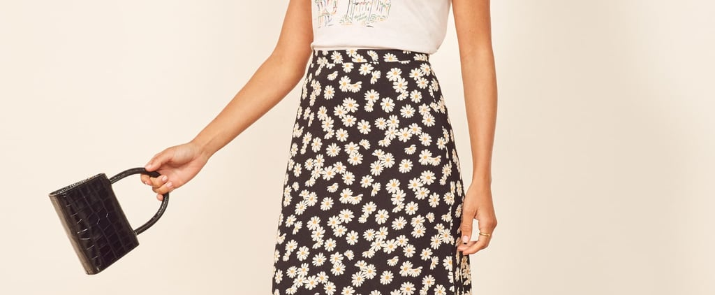 Reformation Bea Skirt Review