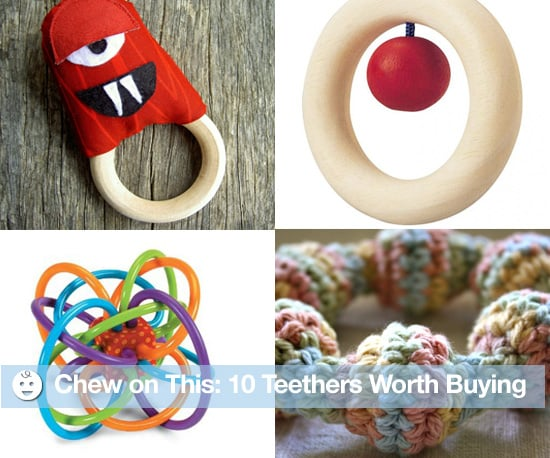 Teething Rings for Babies
