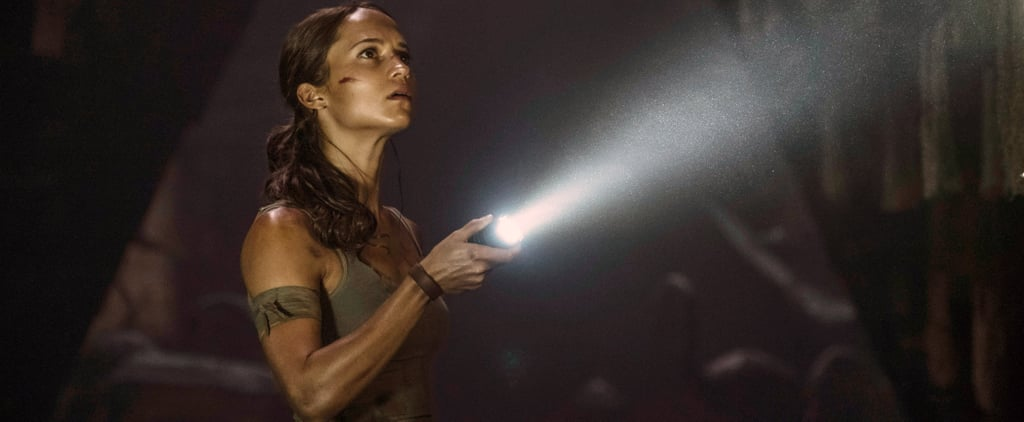 The Exact Strength-Training Exercises Alicia Vikander Did to Prepare For Tomb Raider