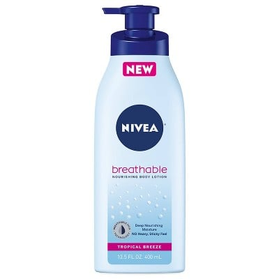 Nivea Breathable Tropical Breeze Body Lotion