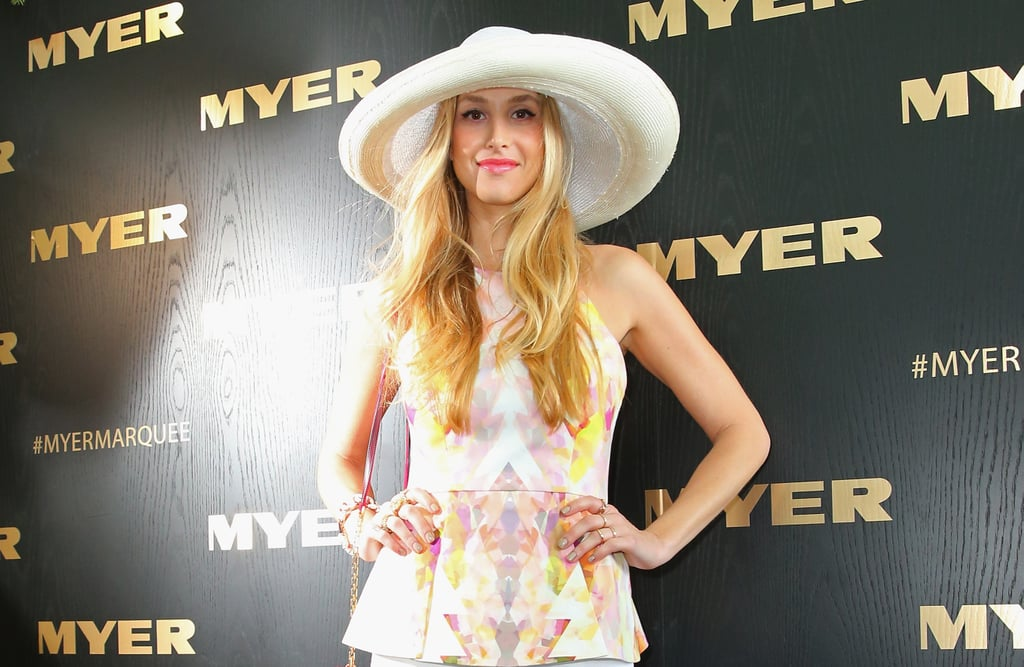 Whitney Port, Oaks Day 2013