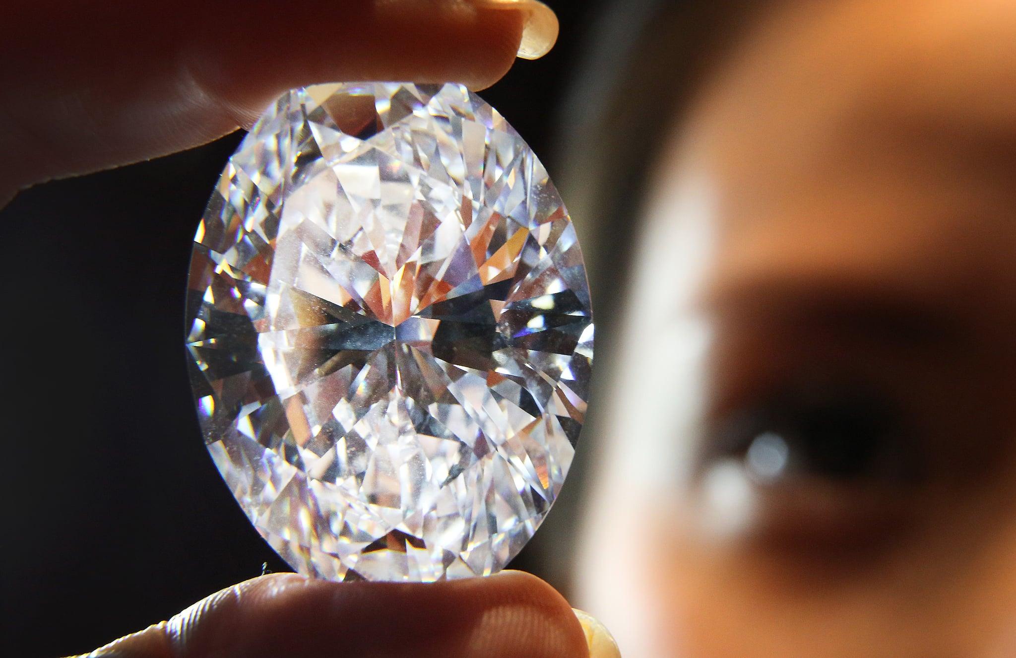 Diamond Double Take