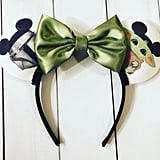 Baby Yoda Minnie Mouse Ears Headand