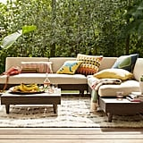 Portside Outdoor Low Coffee Table