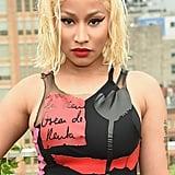 Sagittarius: Nicki Minaj, Dec. 8