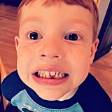 When you forget to send a follow-up email to the Tooth Fairy to confirm that she received the letter.