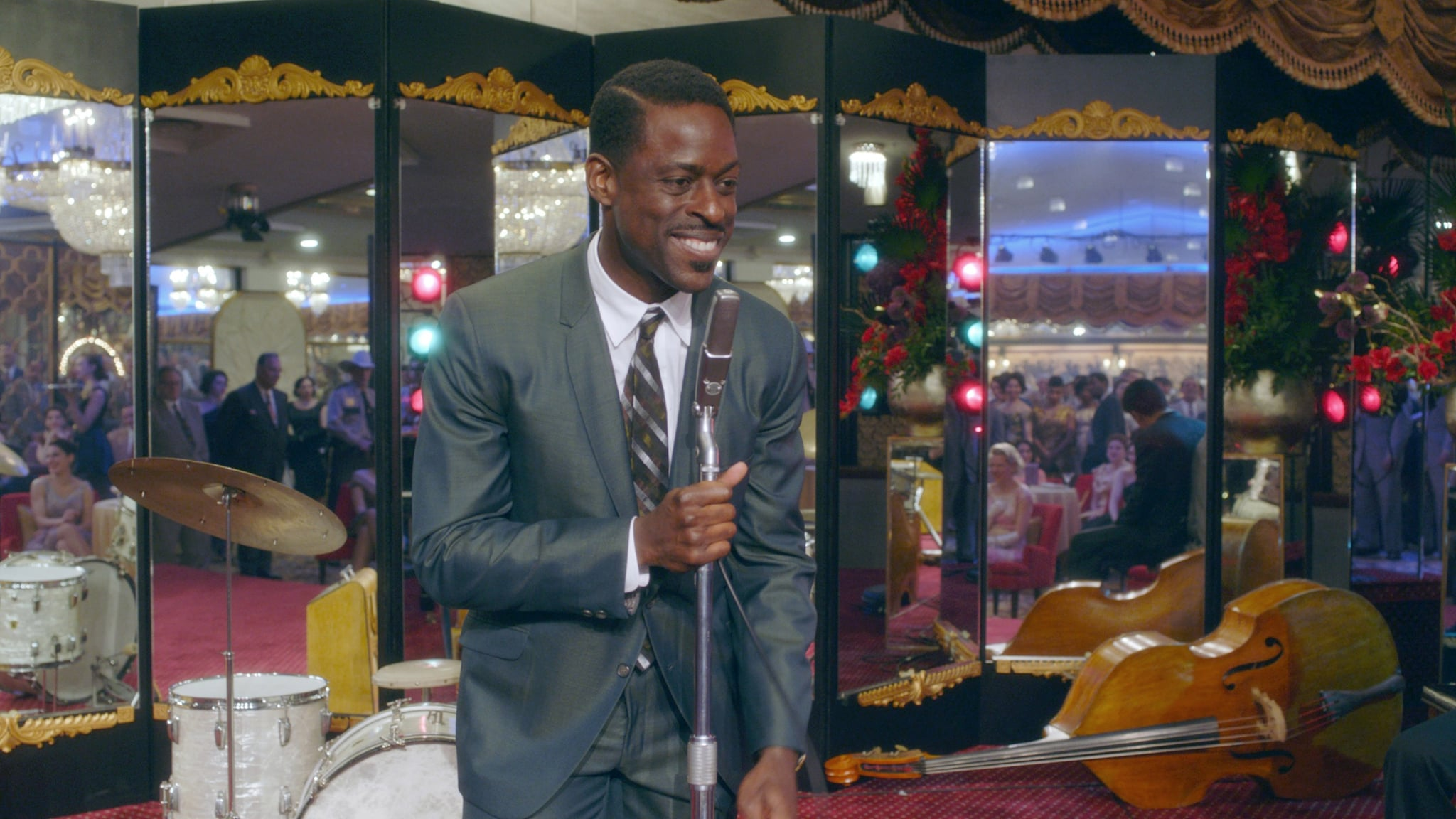 THE MARVELOUS MRS. MAISEL, Sterling K. Brown, (Season 3, ep. 303, aired Dec. 6, 2019). photo: Amazon / courtesy Everett Collection
