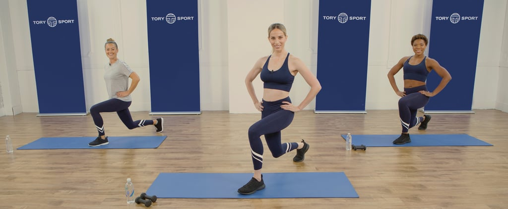 30-Minute Toning Workout For Long and Lean Muscles