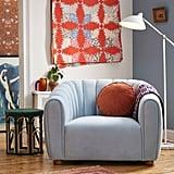 Juliette Tufted Velvet Chair